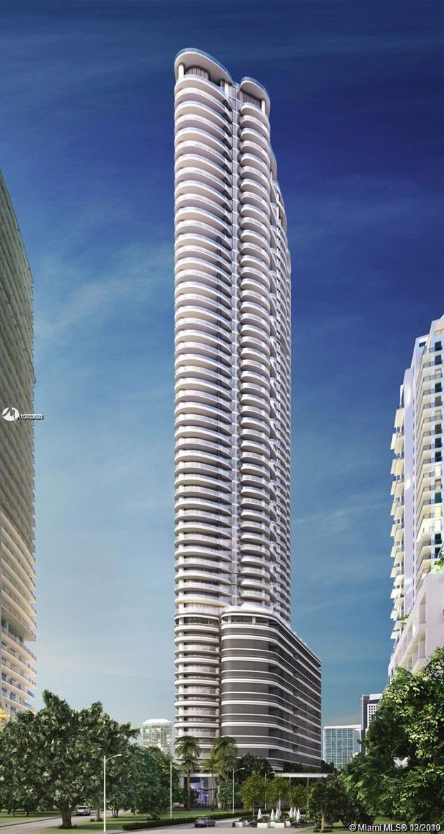 1000  Brickell Plaza #2812 For Sale A10832621, FL