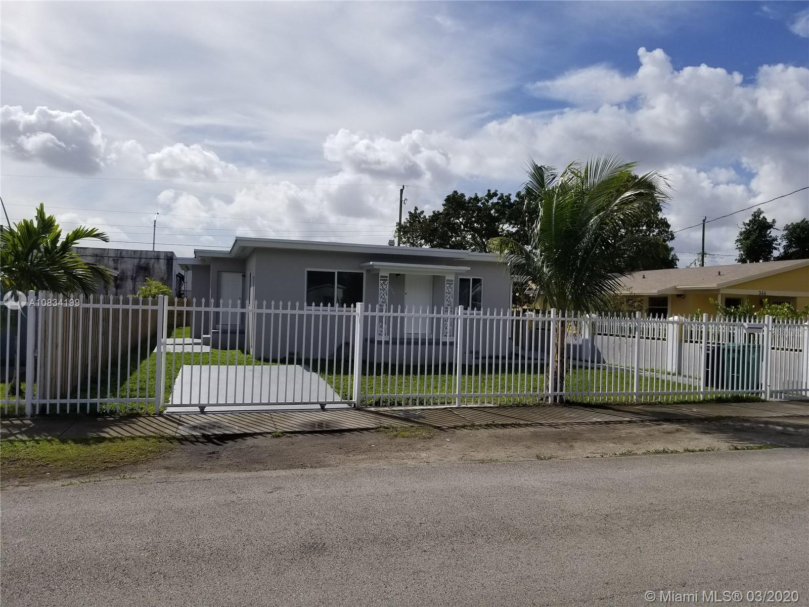 244 NW 80th St  For Sale A10834199, FL