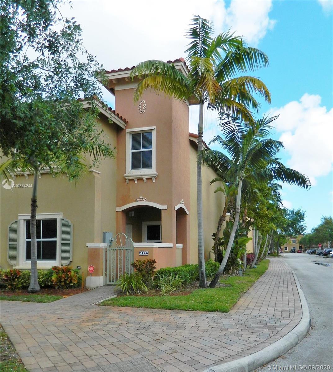 2143  Siena Terrace  For Sale A10834244, FL