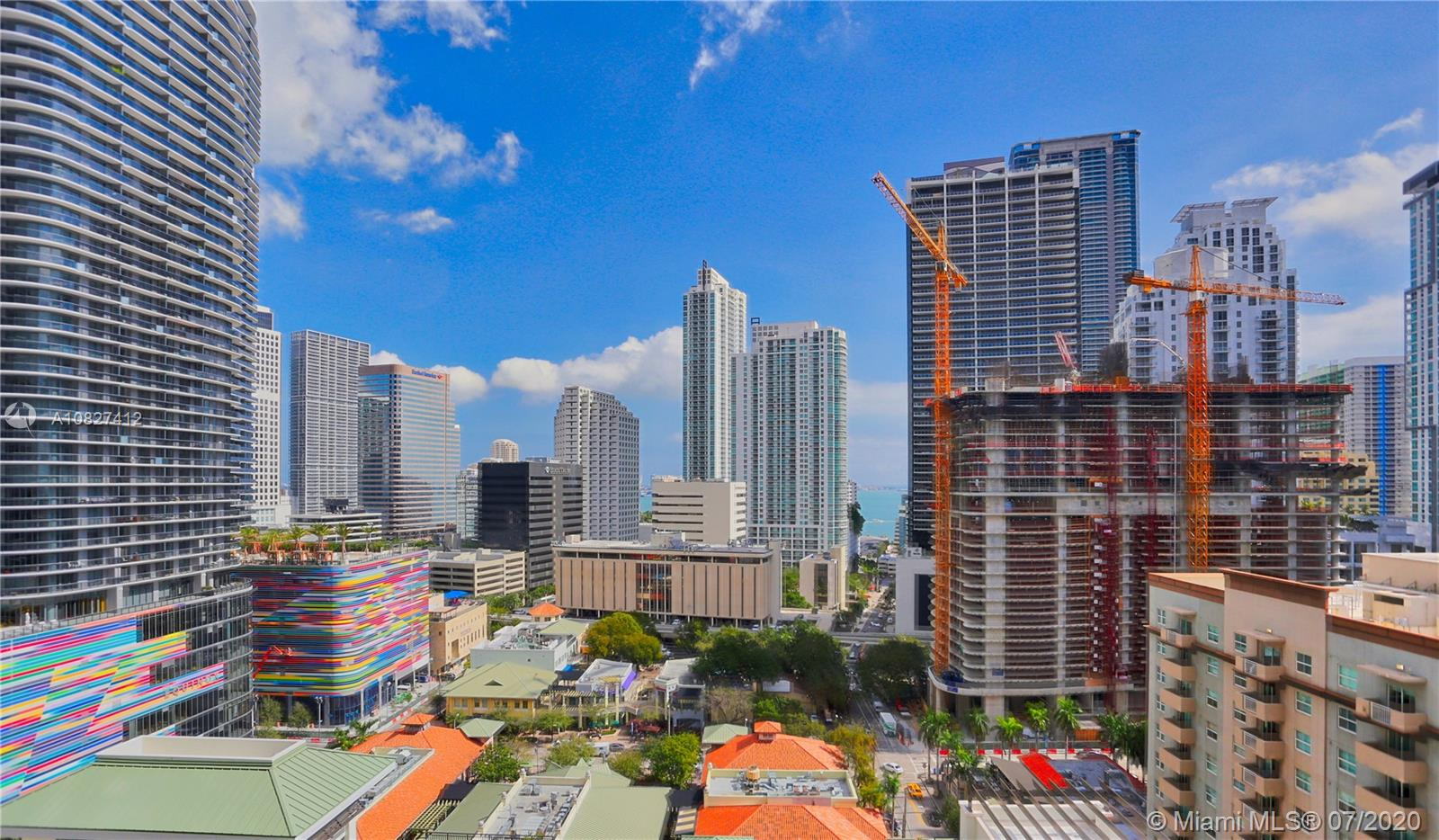 999 SW 1st Ave #1802 For Sale A10827412, FL