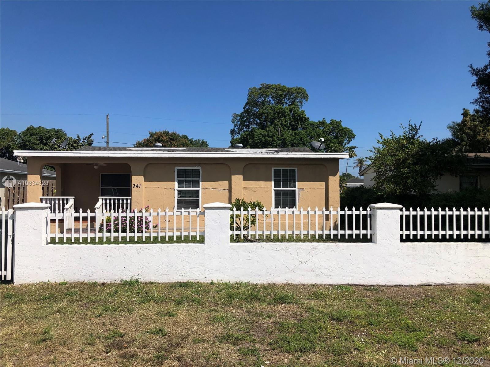 341 W HAITI, Clewiston, FL 33440