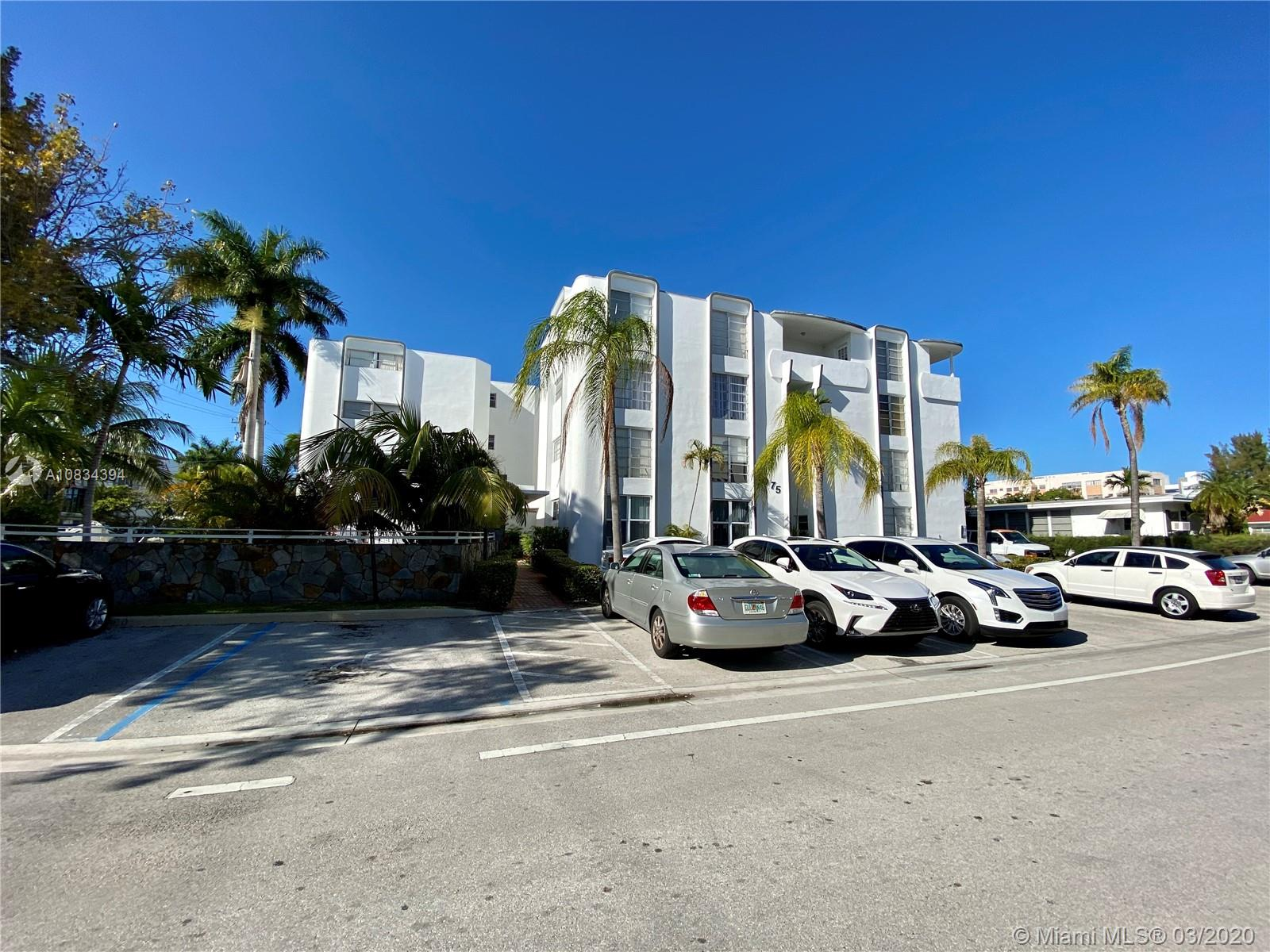 1075  93rd St #203 For Sale A10834394, FL