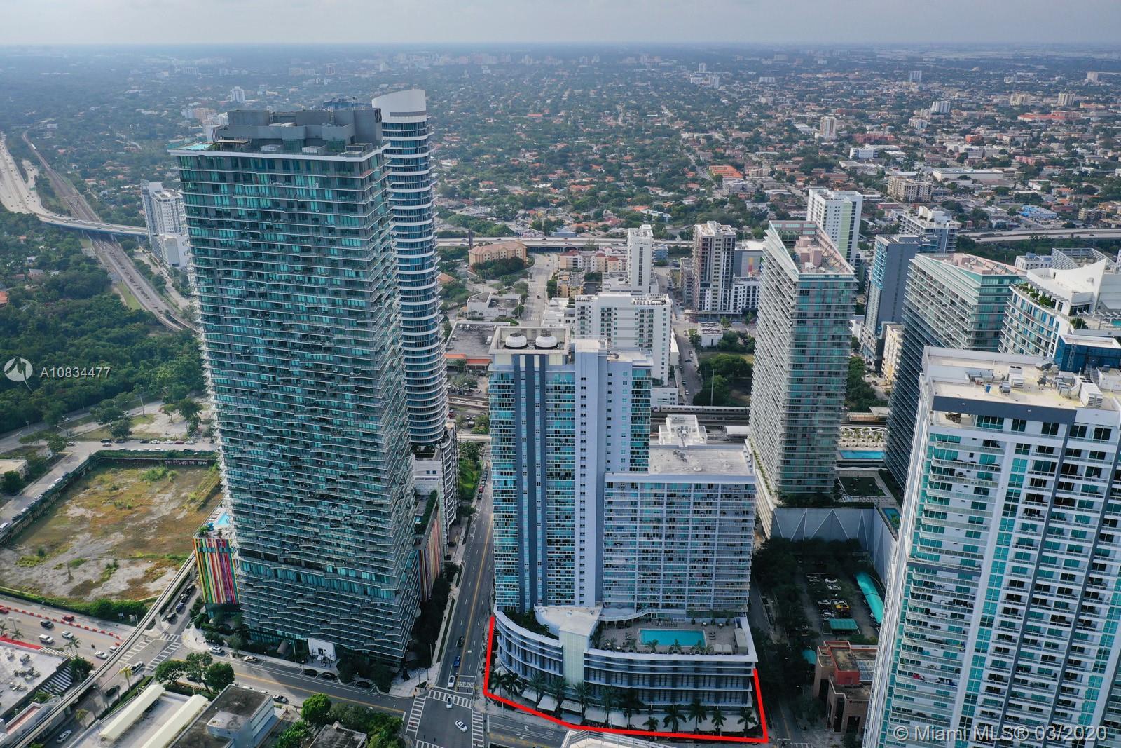1250 S Miami Ave #1807 For Sale A10834477, FL