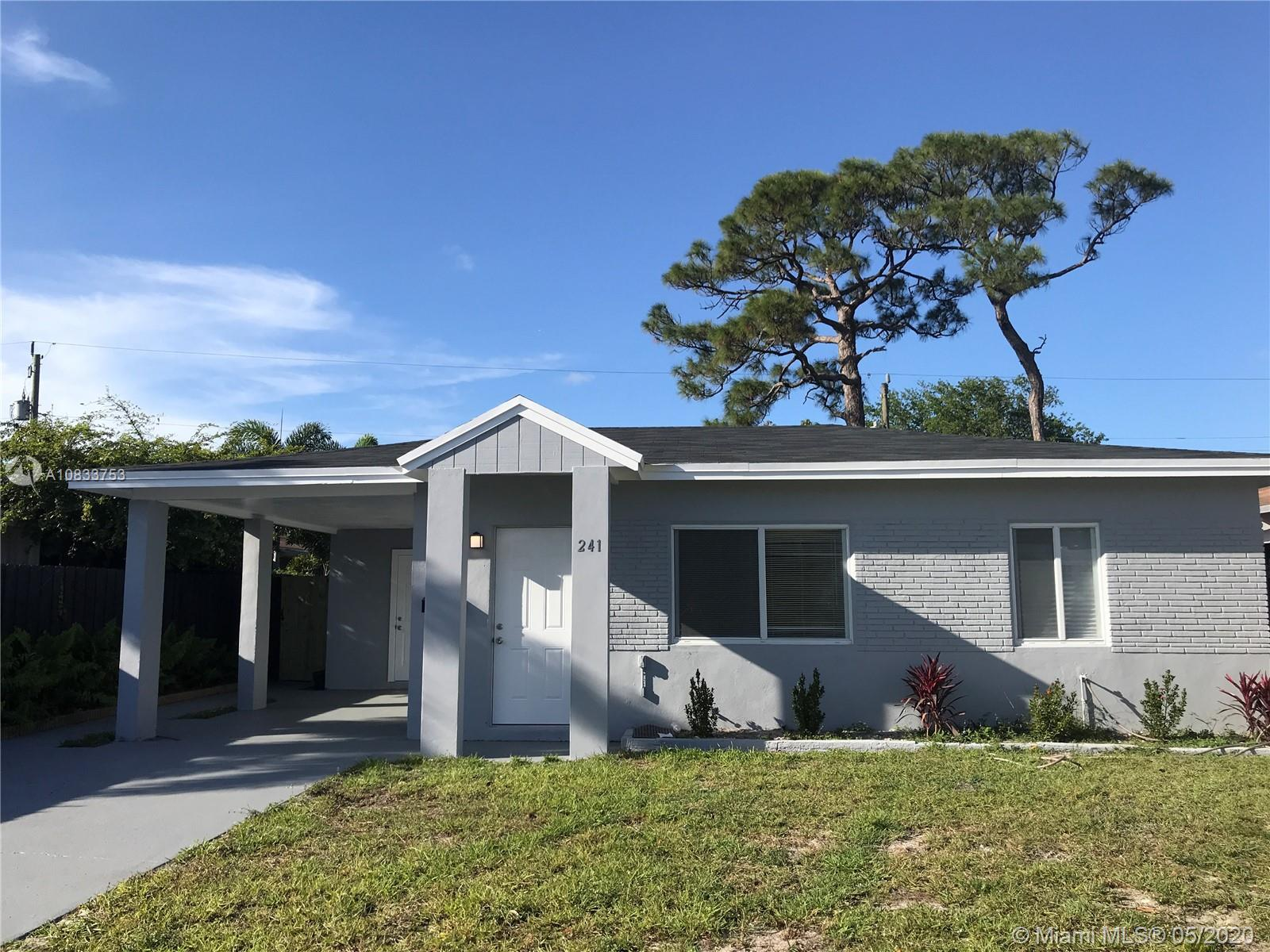Beautiful Home completely remodeled with modern interior, large living space, new granite kitchen, Huge backyard and much more...It won't last!!!!