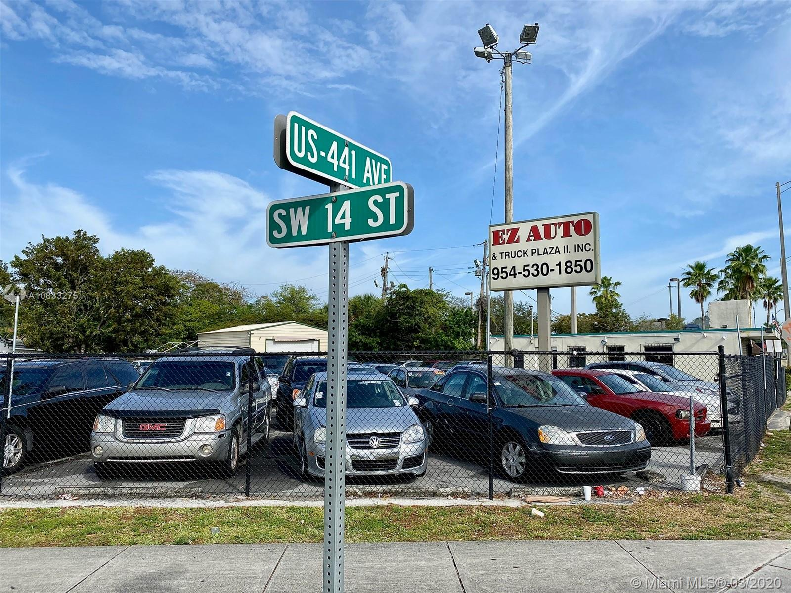 1325 S State Road 7  For Sale A10833275, FL