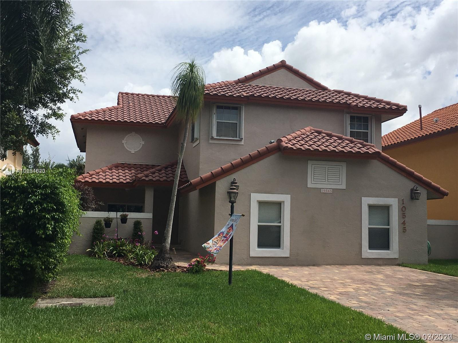 10545 NW 43rd Ter  For Sale A10834620, FL