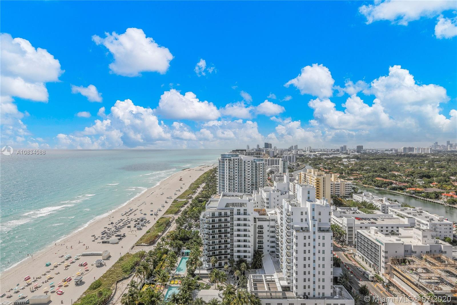 4201  Collins Ave #2501 For Sale A10834088, FL