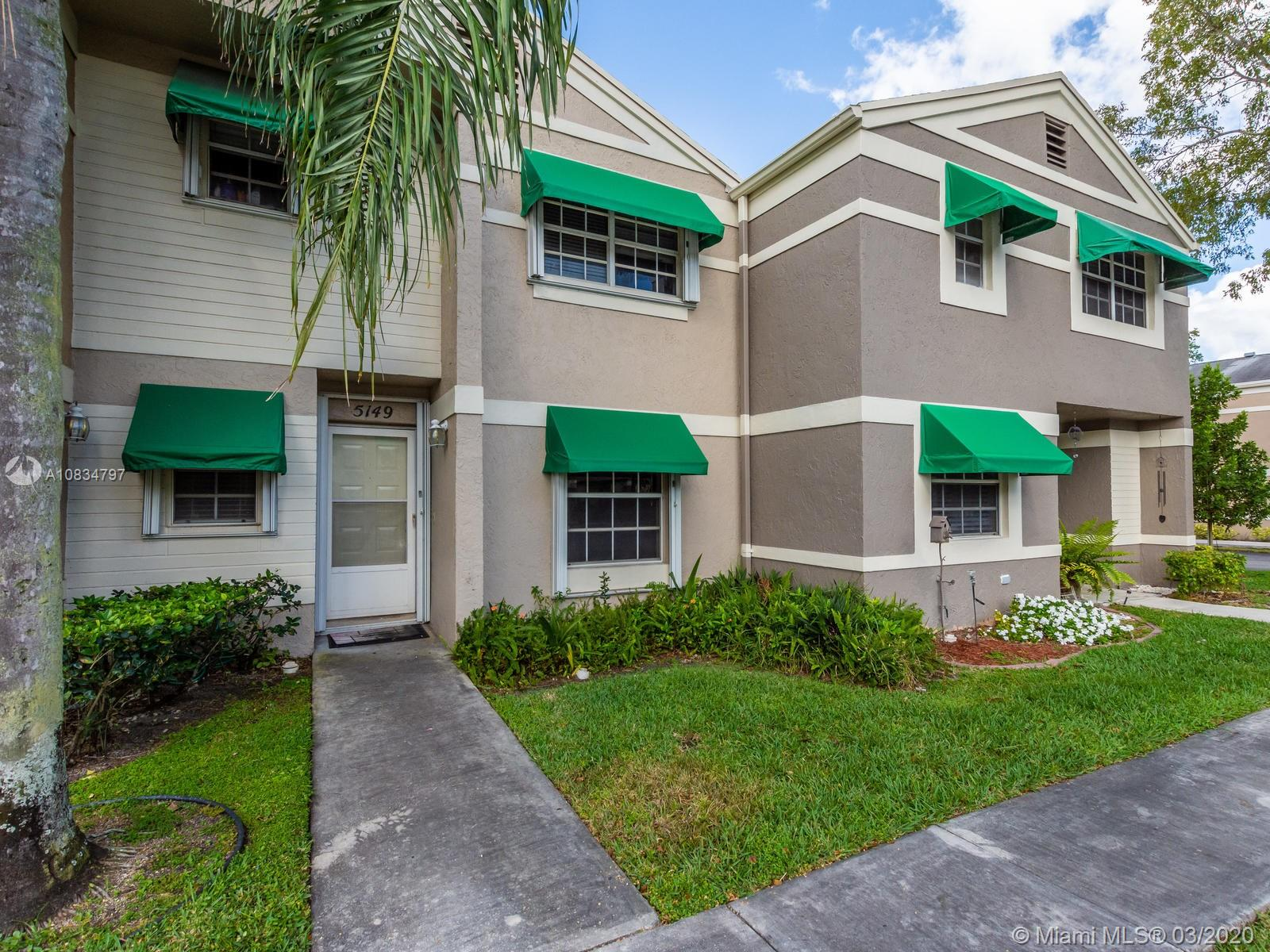 5149 SW 122nd Ter  For Sale A10834797, FL