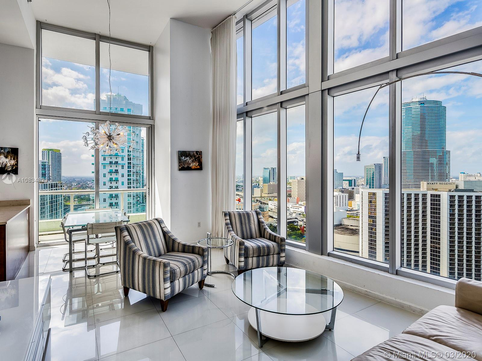 485  Brickell Ave #2804 For Sale A10834829, FL