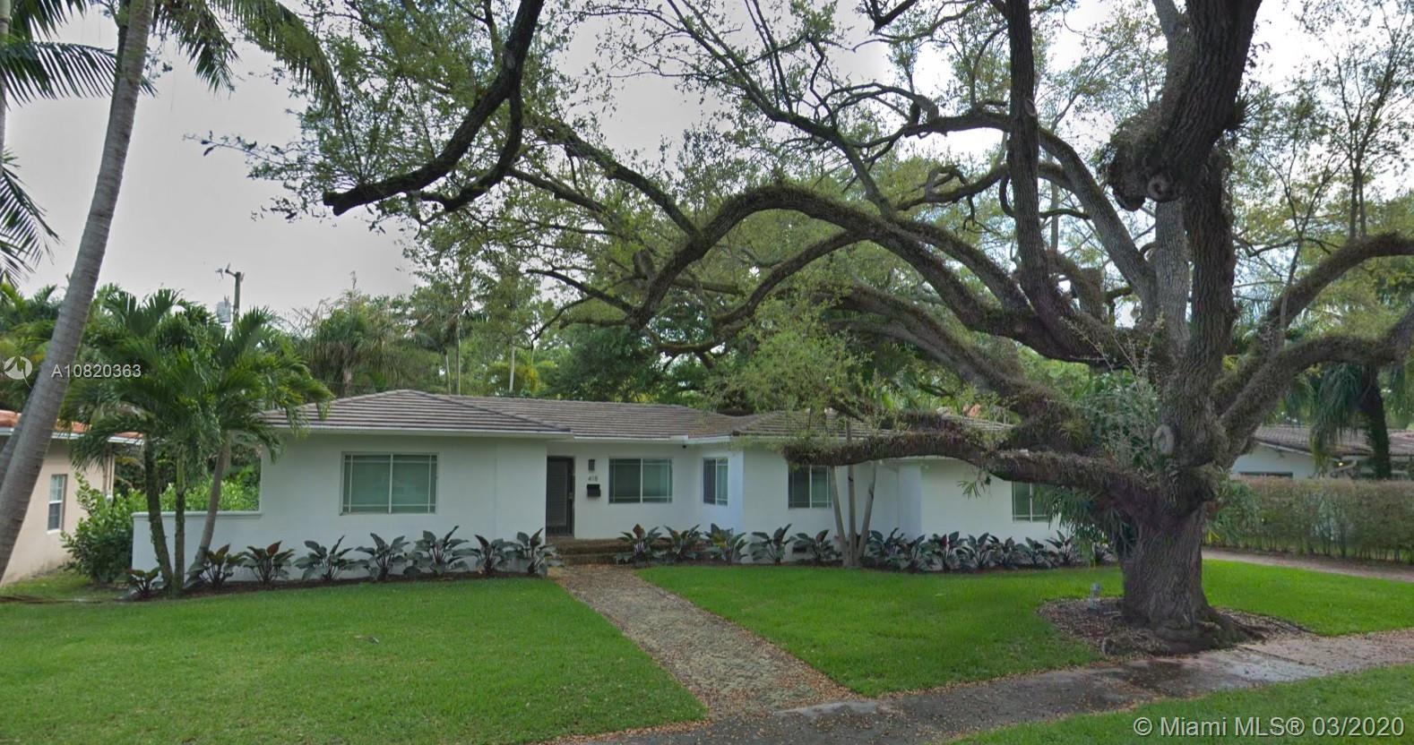 418  Castania Ave  For Sale A10820363, FL