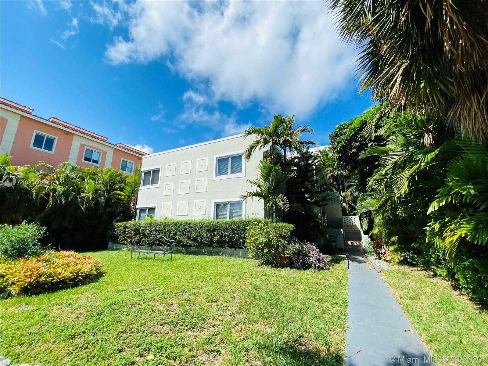 1125  97th Street #2 For Sale A10834369, FL