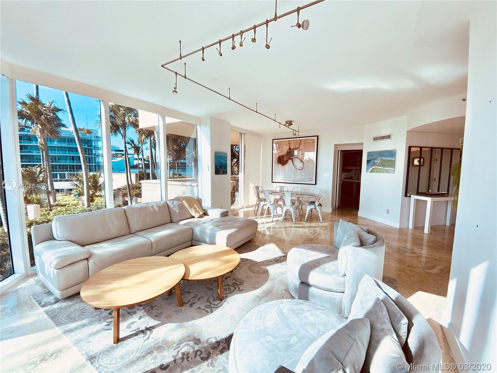 300 S Pointe Dr #403 For Sale A10834708, FL