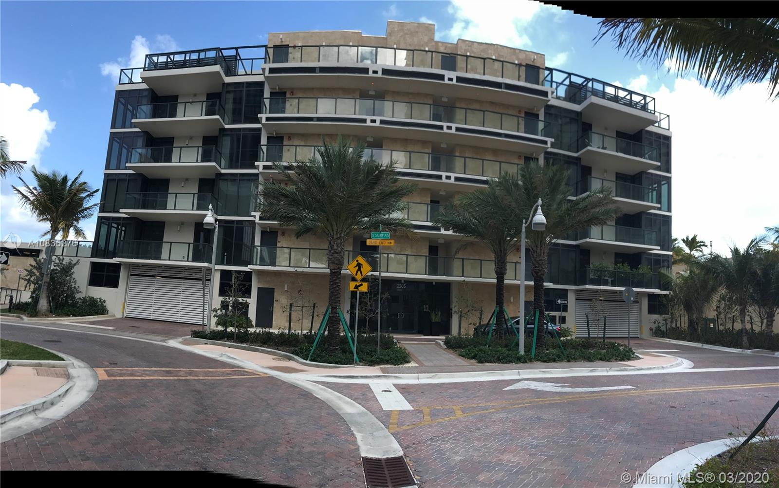 2205 S Surf Rd #4A For Sale A10835276, FL
