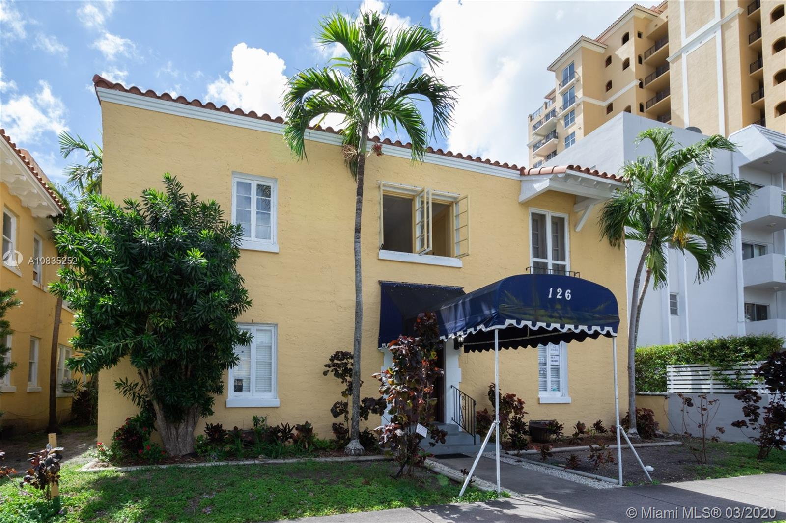 126  Mendoza Ave #9 For Sale A10835252, FL