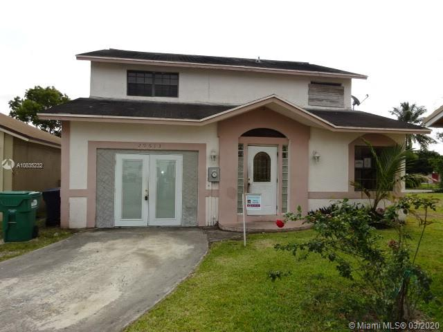 29613 SW 158th Ct  For Sale A10835232, FL