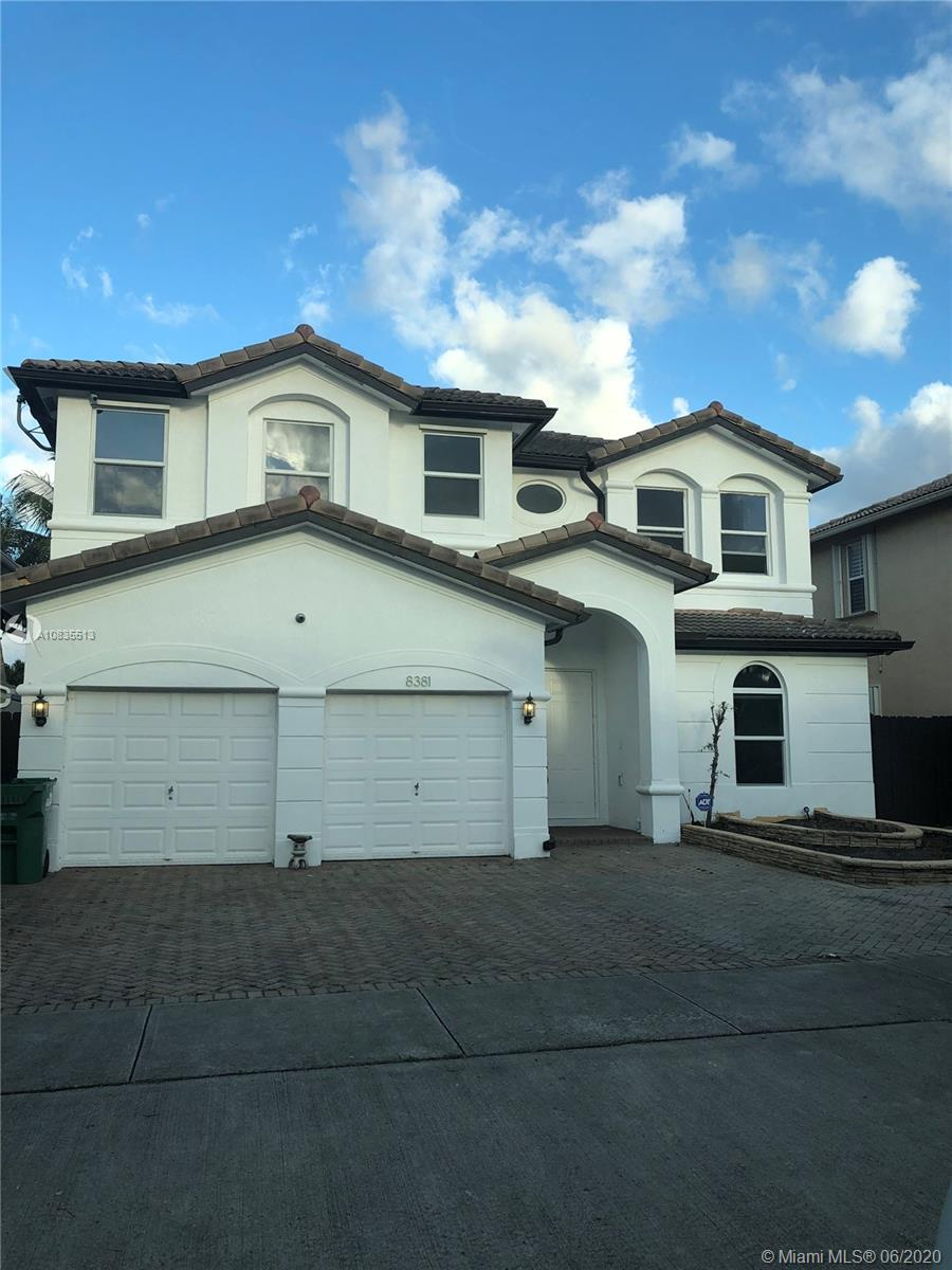 8381 NW 115th Ct  For Sale A10835513, FL