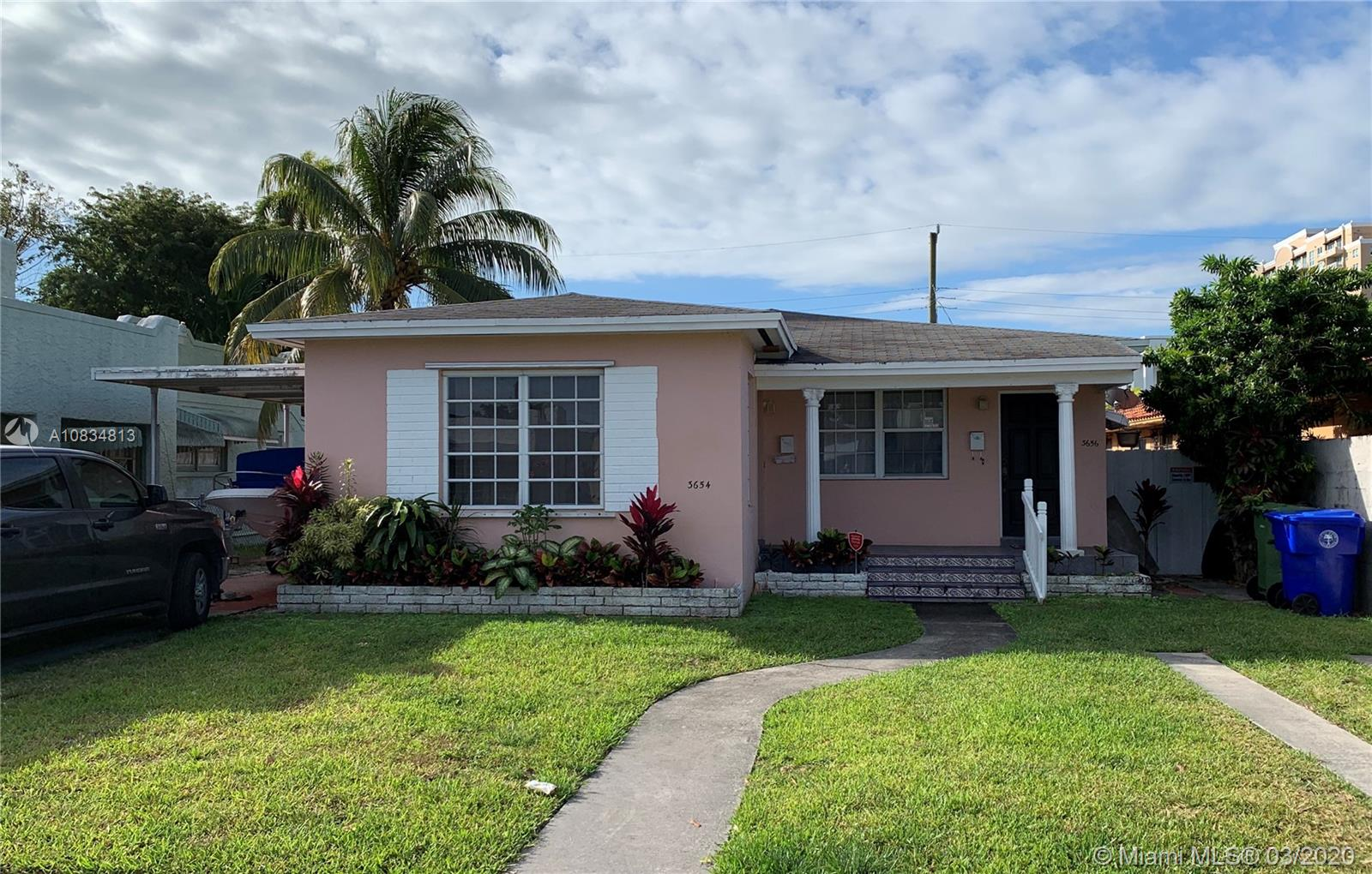 3654 SW 25th Ter  For Sale A10834813, FL