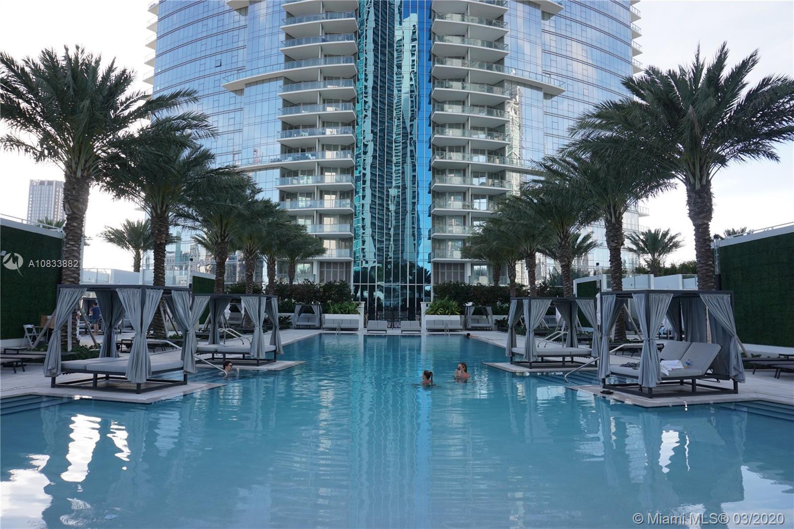 851 NE 1st Avenue #3208 For Sale A10833882, FL