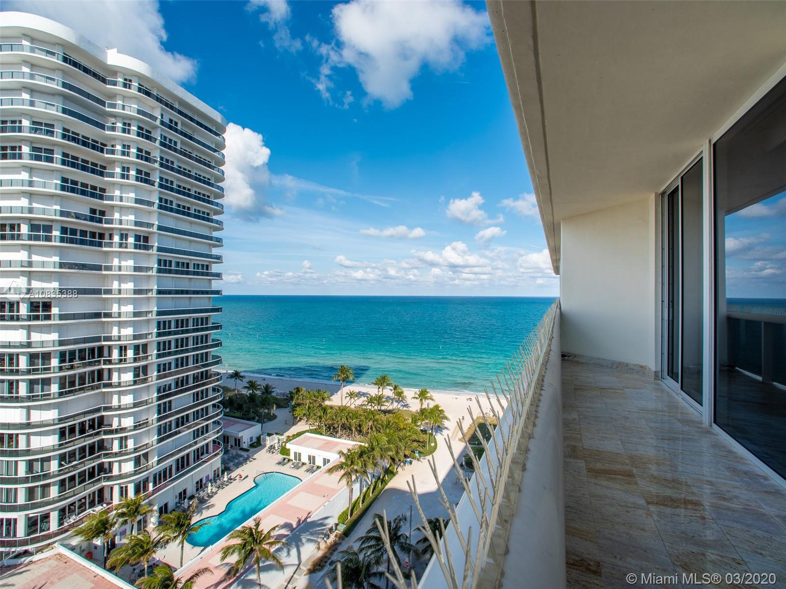 9595  Collins Ave #NPH-J For Sale A10835388, FL