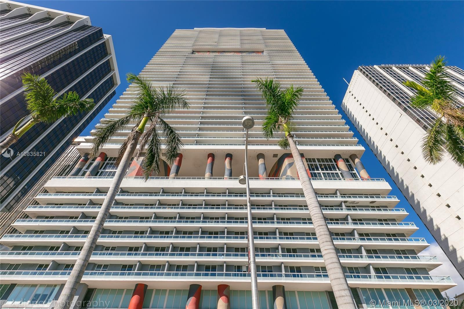 50  Biscayne Blvd #504 For Sale A10835821, FL