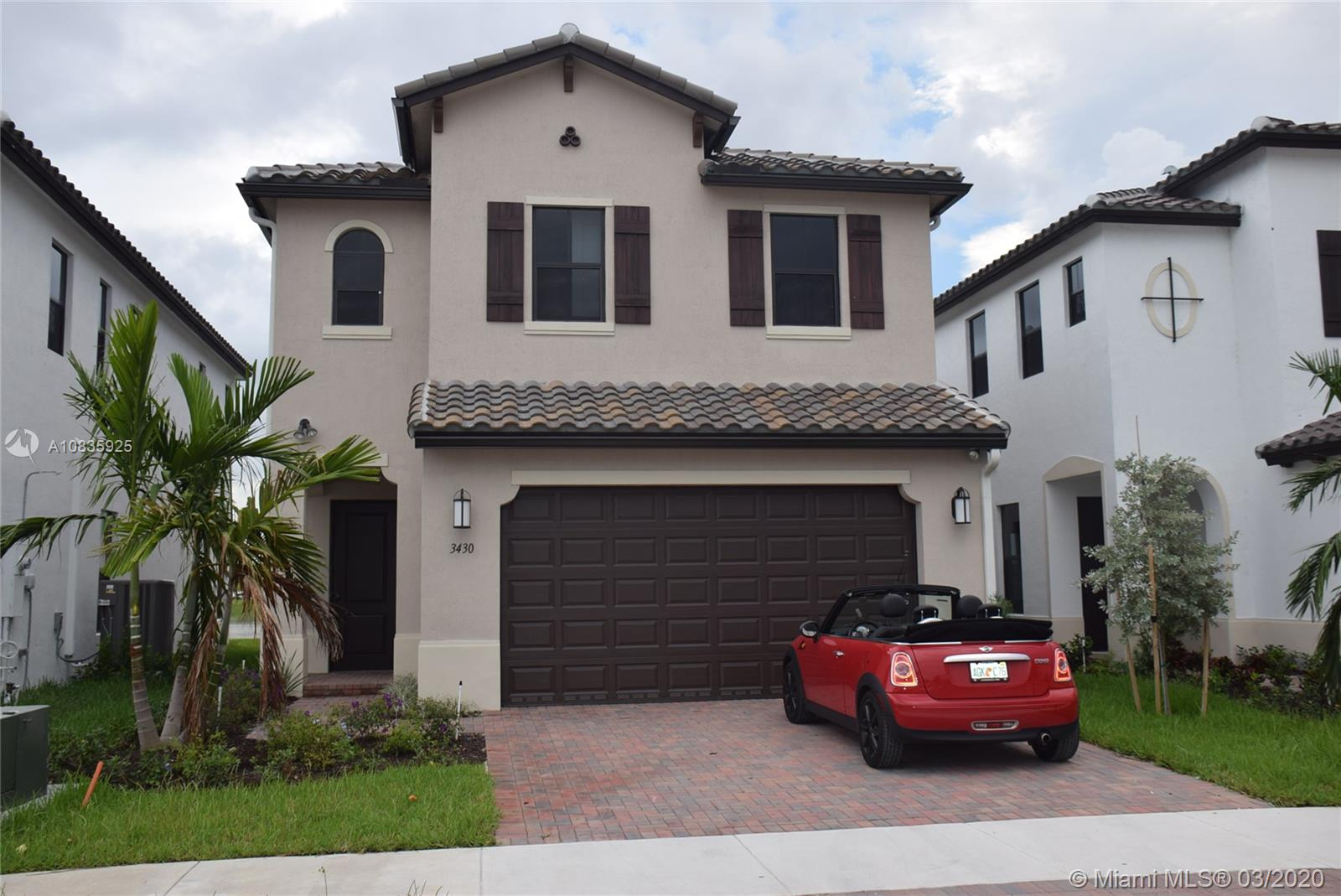 3430 W 97th Pl  For Sale A10835925, FL