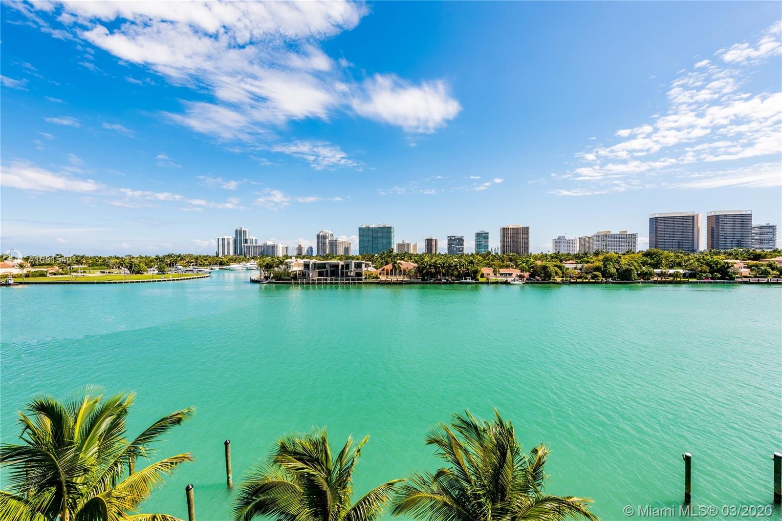 Stunning Condo with unobstructed views of the inter coast, ocean and city of Bal Harbor. Private elevator/Foyer. 4 bedrooms and 3 and a half bathrooms. Apartment has many upgrades. High end wooden and marble floors, Italian invisible doors, Sub Zero Wine storage, Sub Zero cooling drawers. Wolf induction stove cook top and Bosch refrigerator, oven and microwave. A/C has variable speeds with 5 different zones and 5 thermostats. Boutique building only 33 apartments.