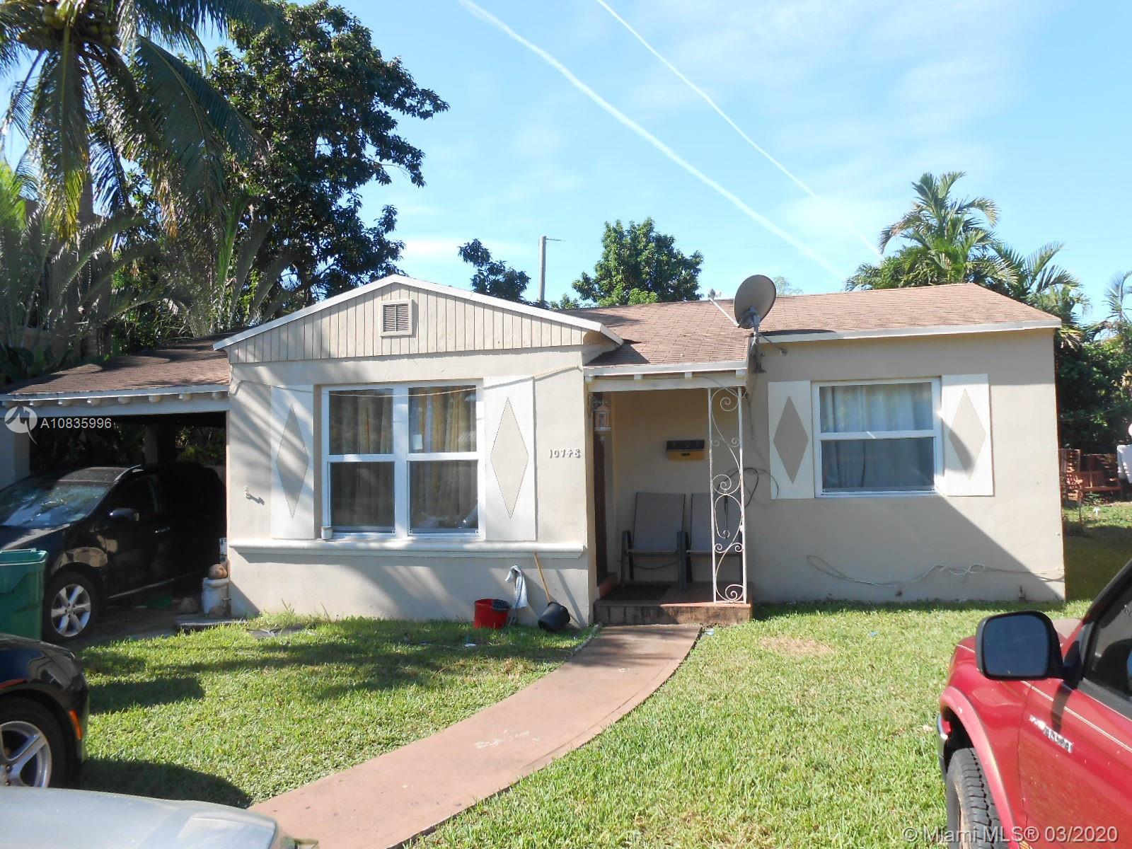 10748 NE 2nd Ct  For Sale A10835996, FL