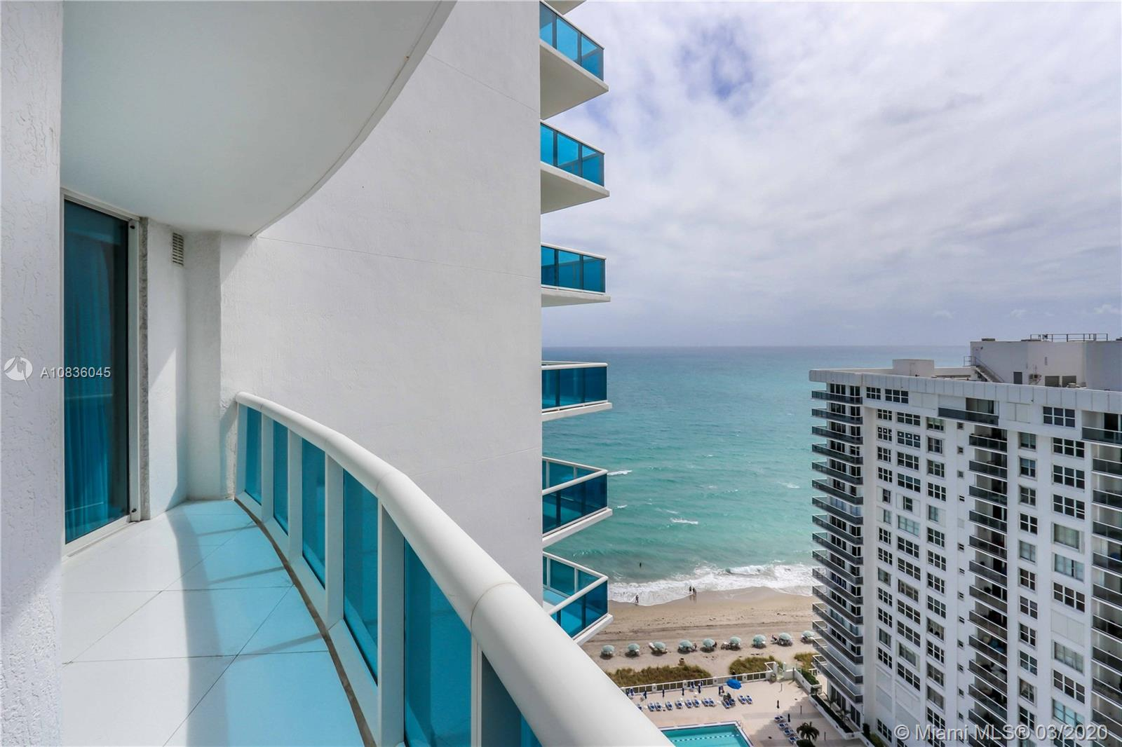 2711 S Ocean Dr #1906 For Sale A10836045, FL