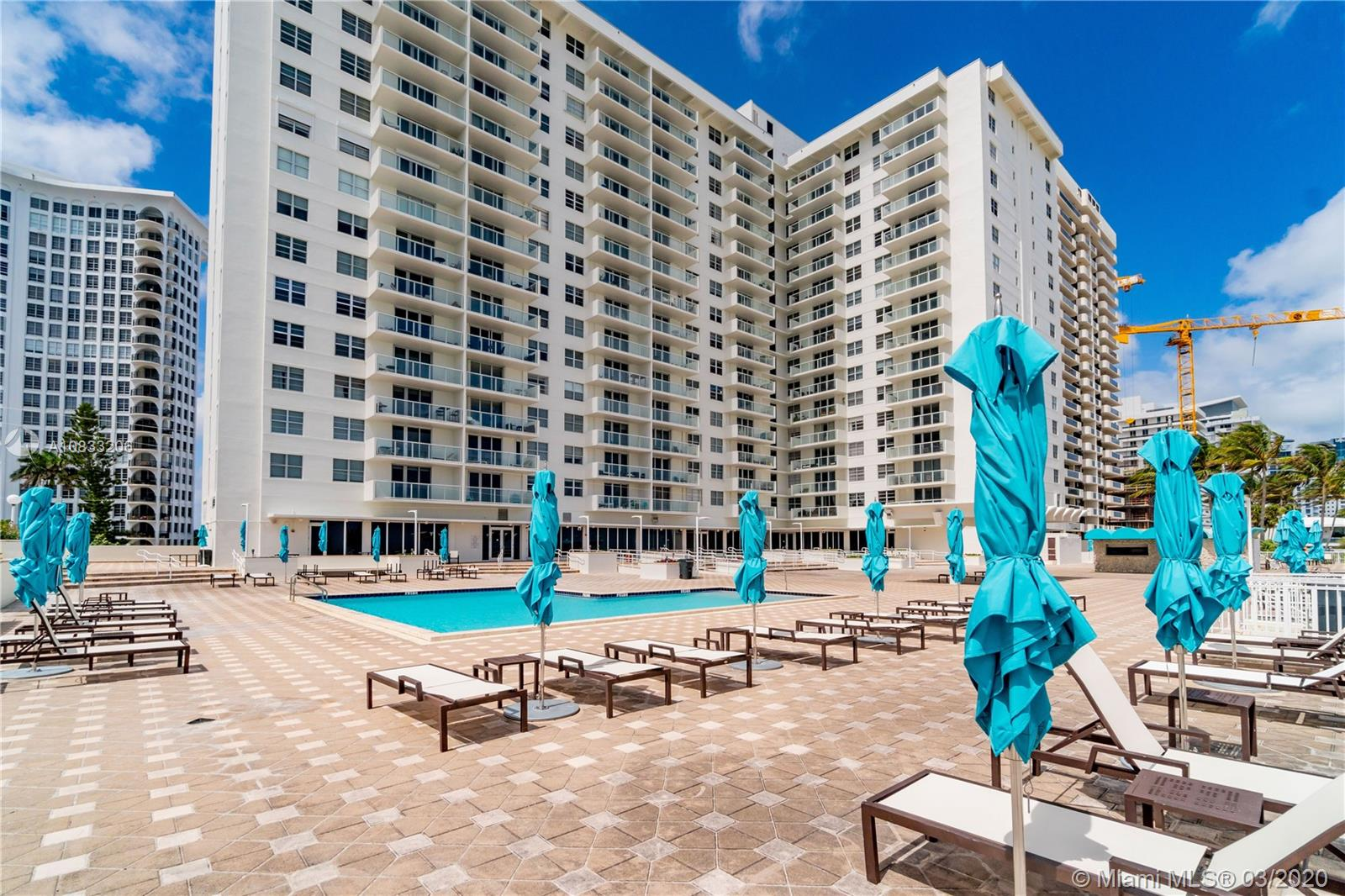 5701  Collins Ave #610 For Sale A10833206, FL