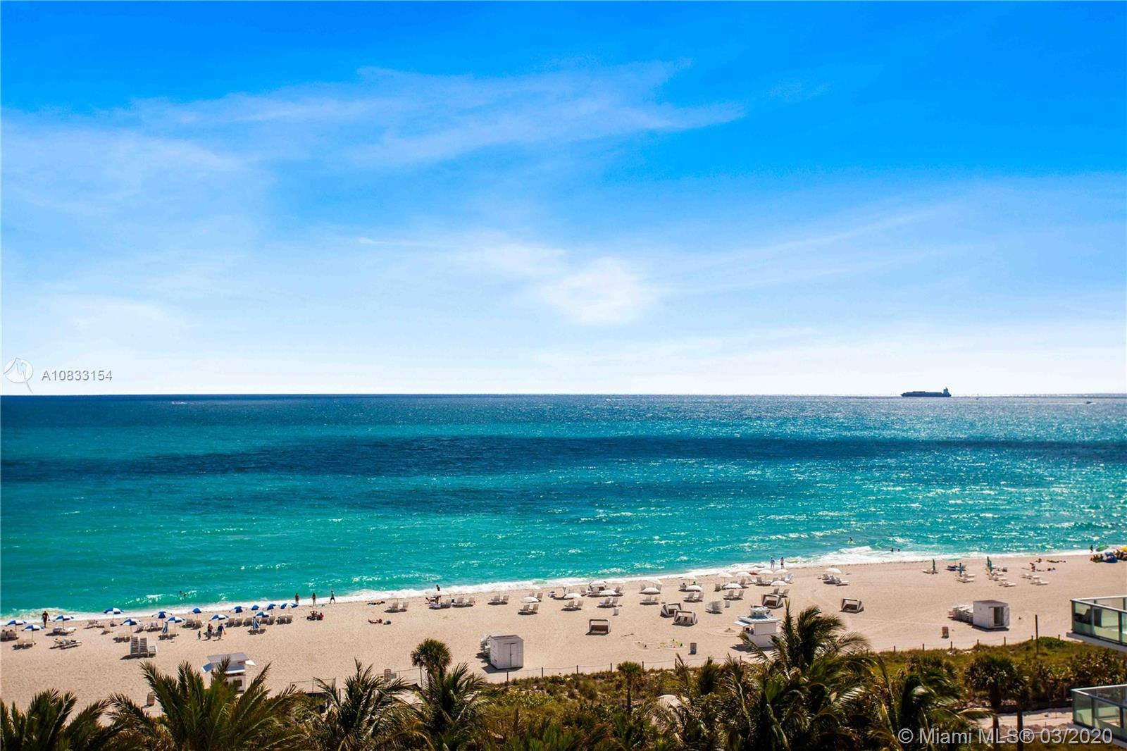 3801  Collins Ave #901 For Sale A10833154, FL