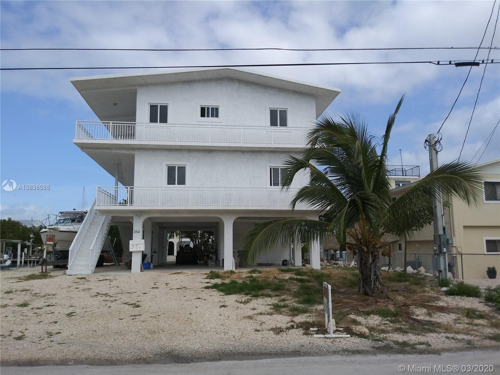 164 Lorelane Pl., Key Largo, FL 33037