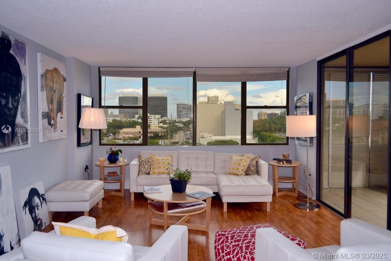 Price Reduction! Motivated Seller!Amazing 2/2 condo in prestigious waterfront Bay Harbor building.Expansive living room ideal for entertainment. Large open eat in kitchen with huge pantry + washer/dryer. Both the Master bedroom and guest bedroom are generously appointed with en-suite bathrooms. Walking distance to the beach & Bal Harbour Shops. The building has been completely renovated. Enjoy the pool on the water w barbecue, the new gym or relax on your terrace. Covered parking garage and dockage available.