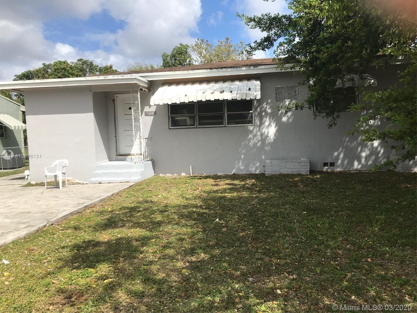 1355 NW 130th St  For Sale A10836131, FL