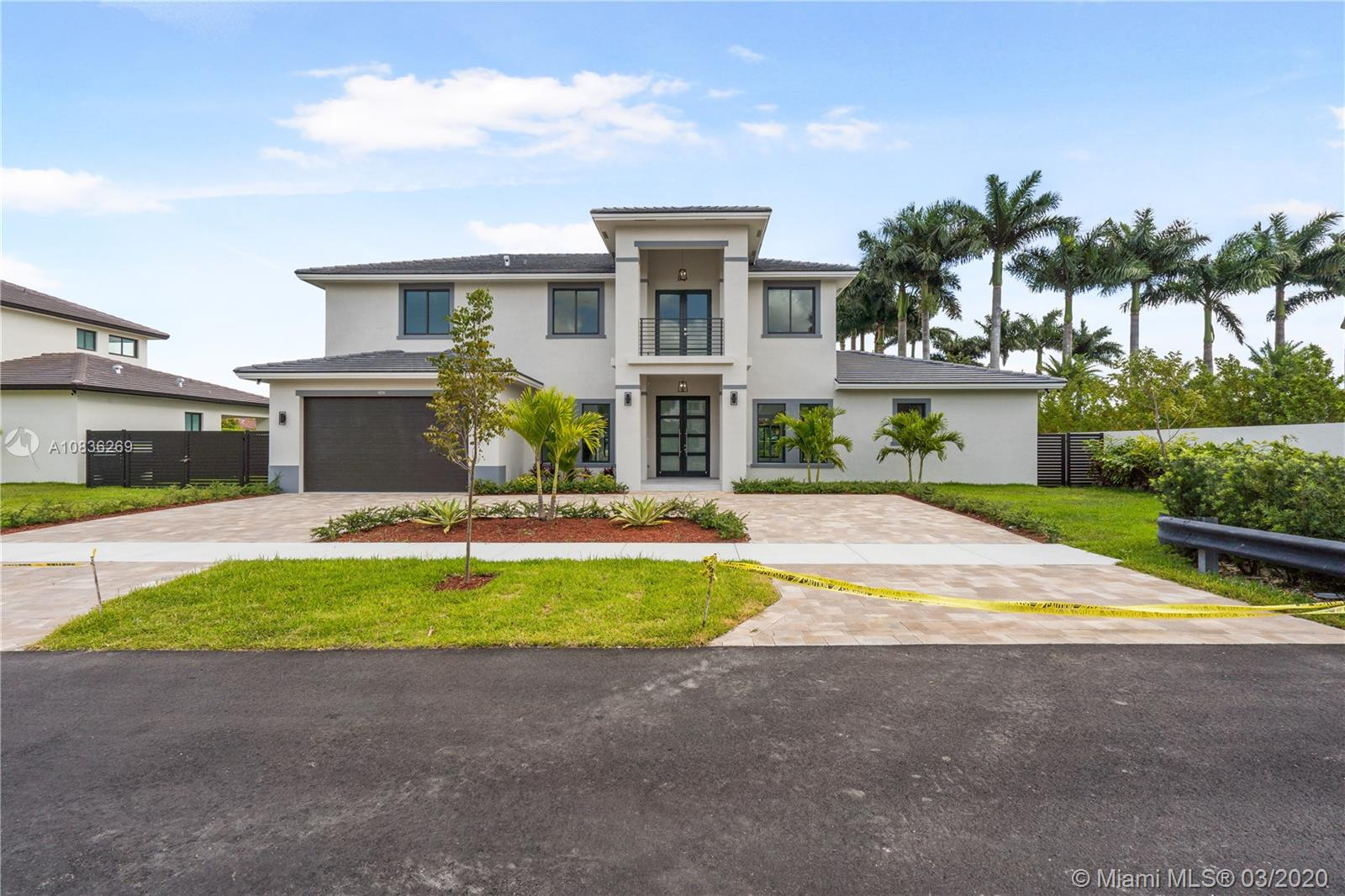 2885 SW 137th Path  For Sale A10836269, FL