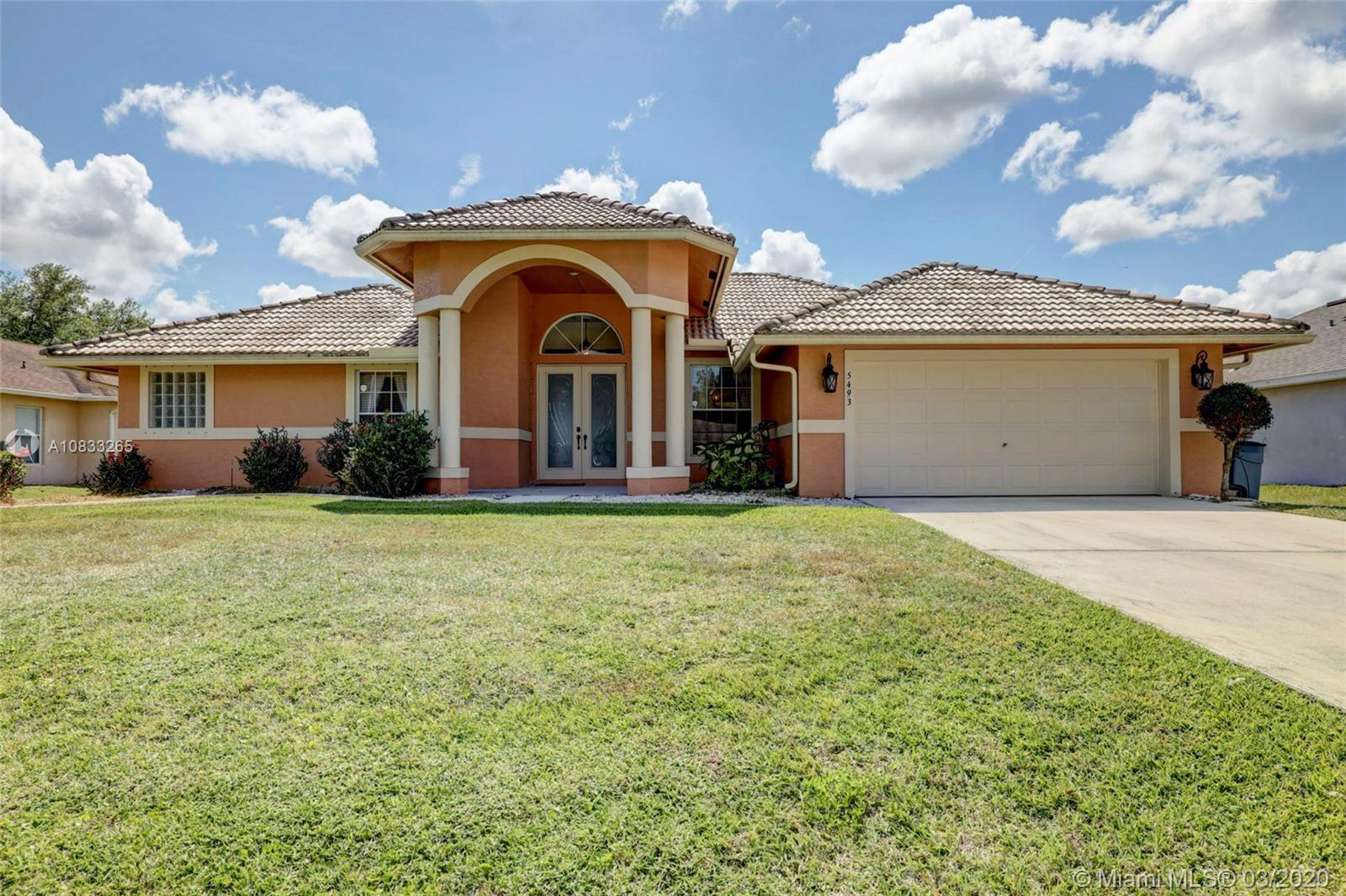 5493 NW Dabney Ct, Port St. Lucie, FL 34986