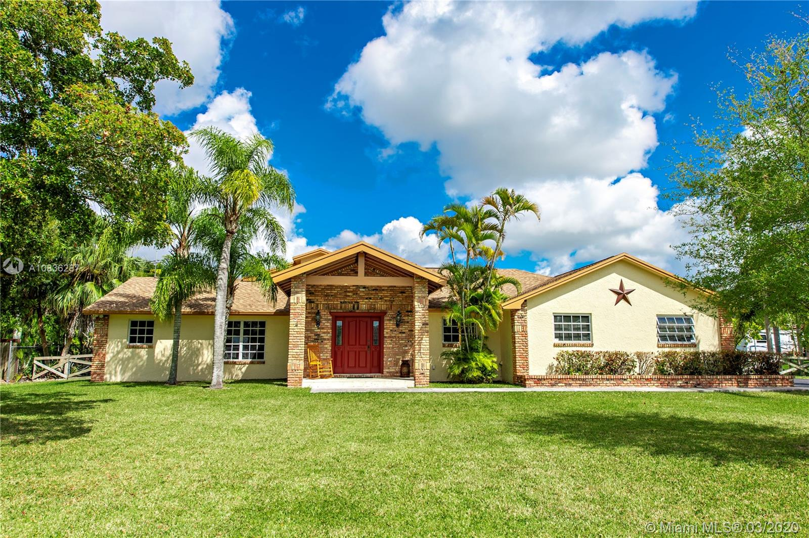28105 SW 168th Ct  For Sale A10836287, FL