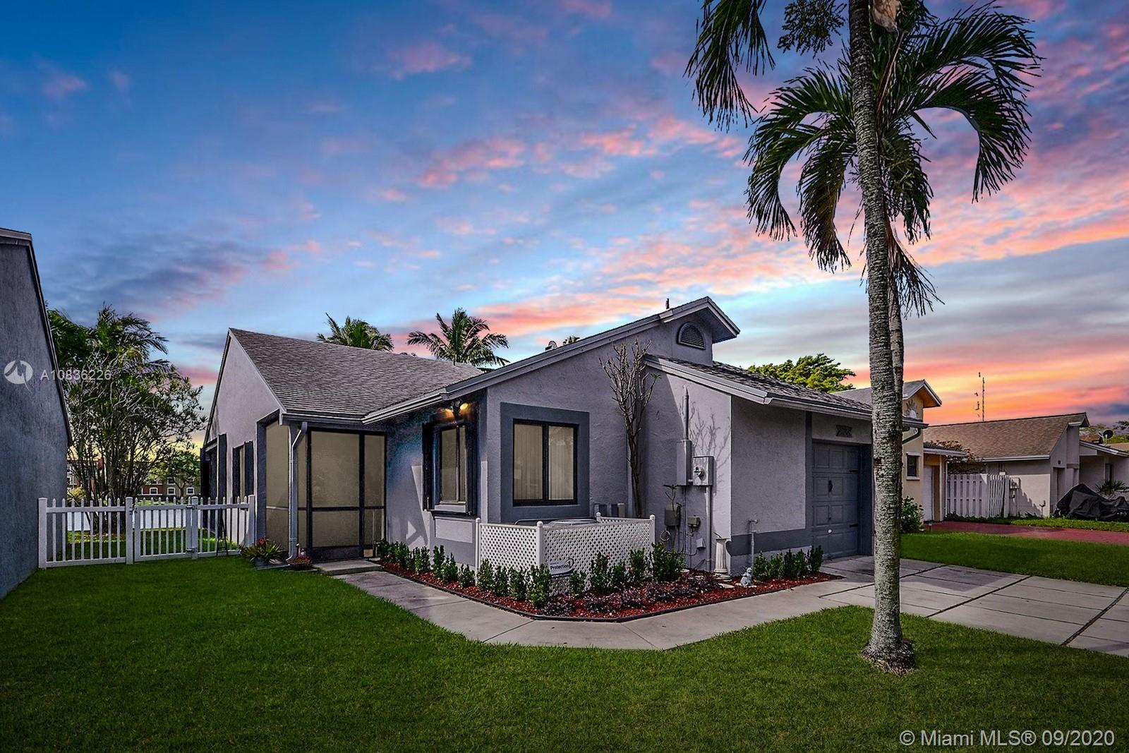 11100 SW 13th St  For Sale A10836226, FL