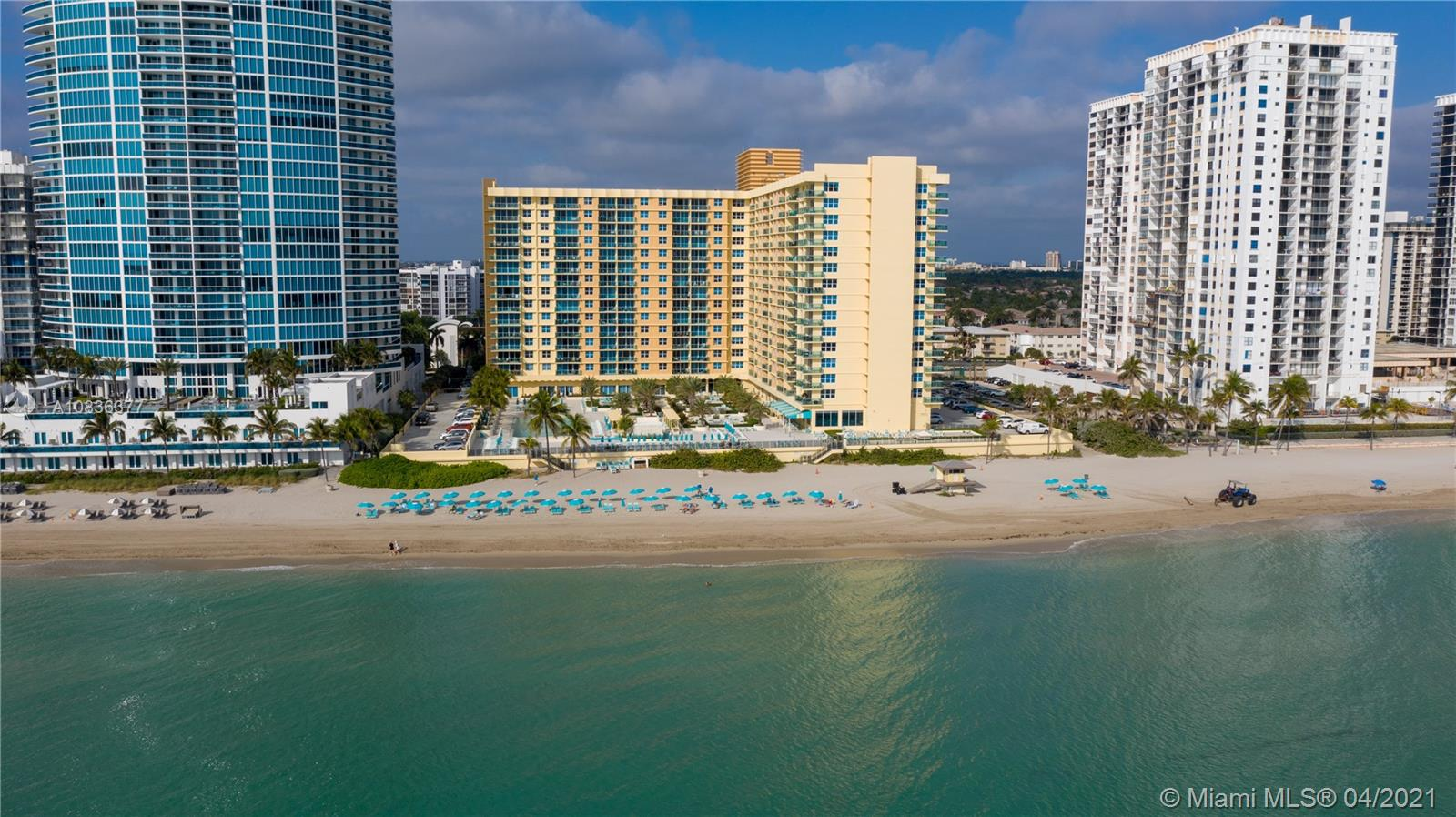 2501 S Ocean Dr #1633 For Sale A10836377, FL