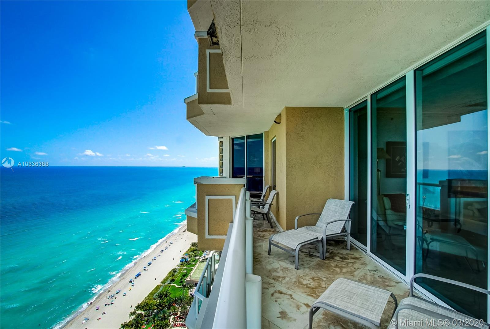 17875  Collins Ave #3401 For Sale A10836388, FL
