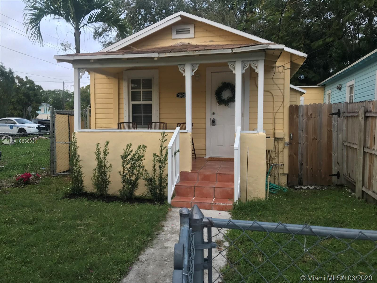 3589  Franklin Ave #1 For Sale A10836331, FL