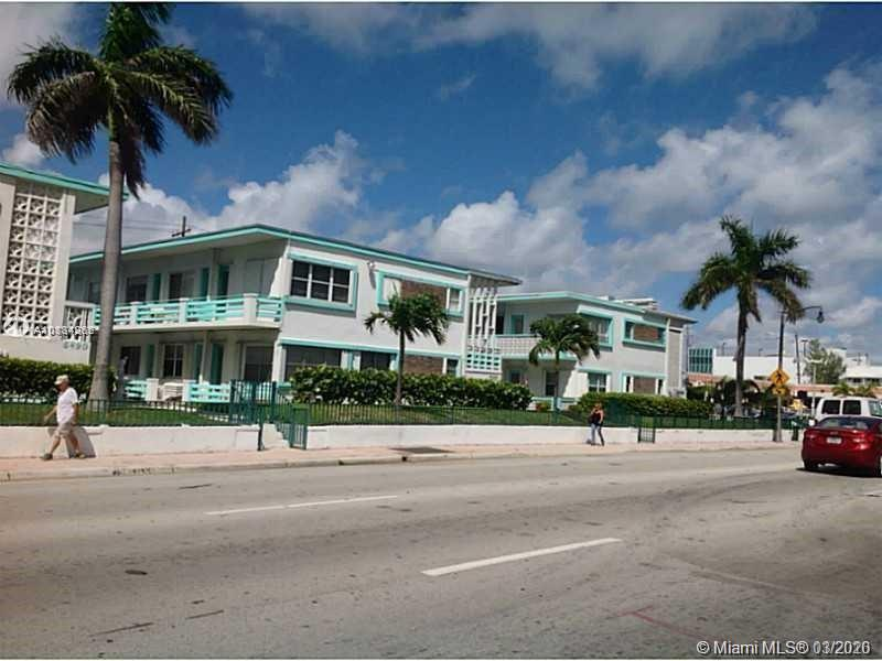6490  Collins Ave #8 For Sale A10834885, FL