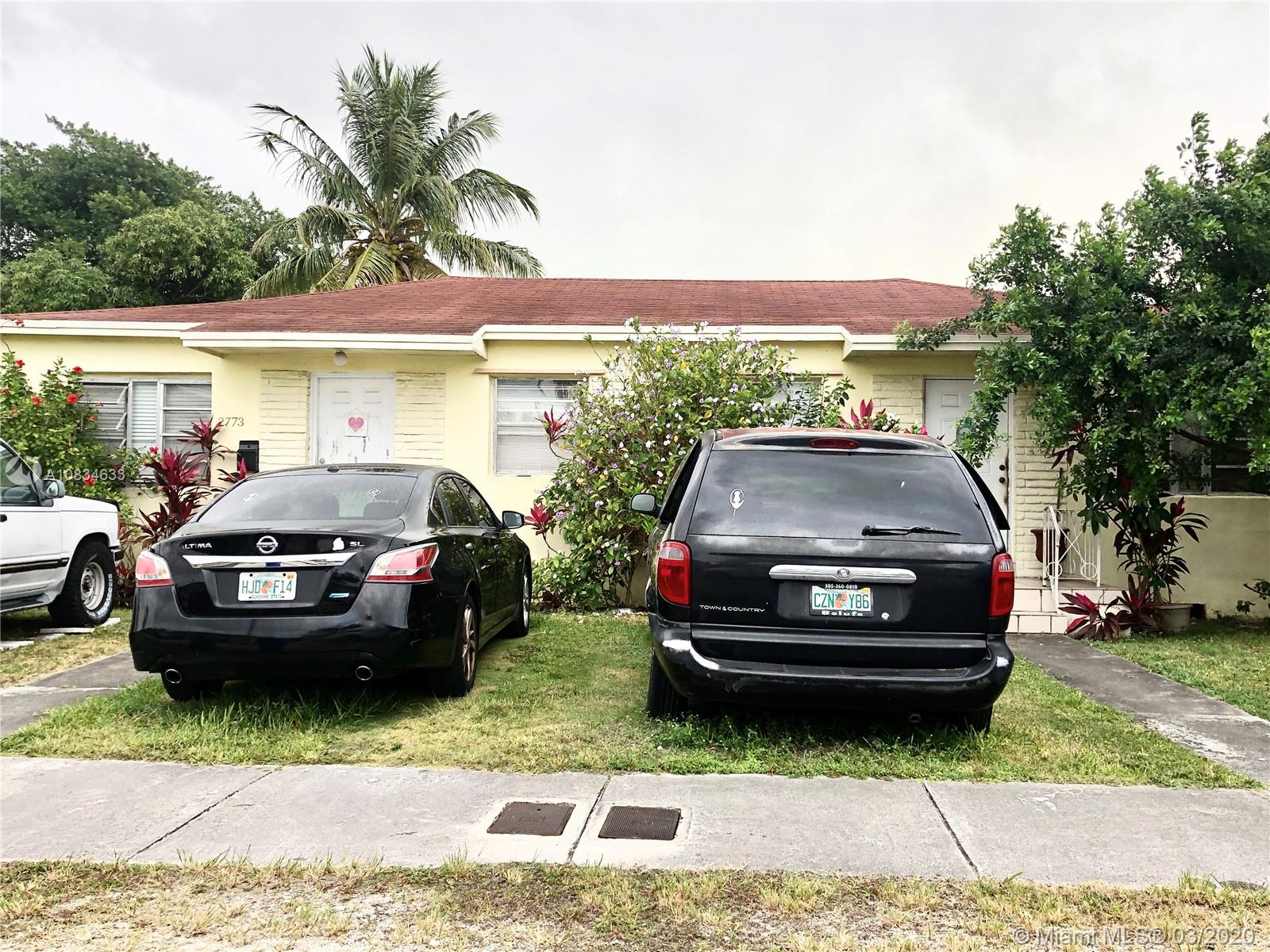 2773 SW 34th Ct  For Sale A10834633, FL