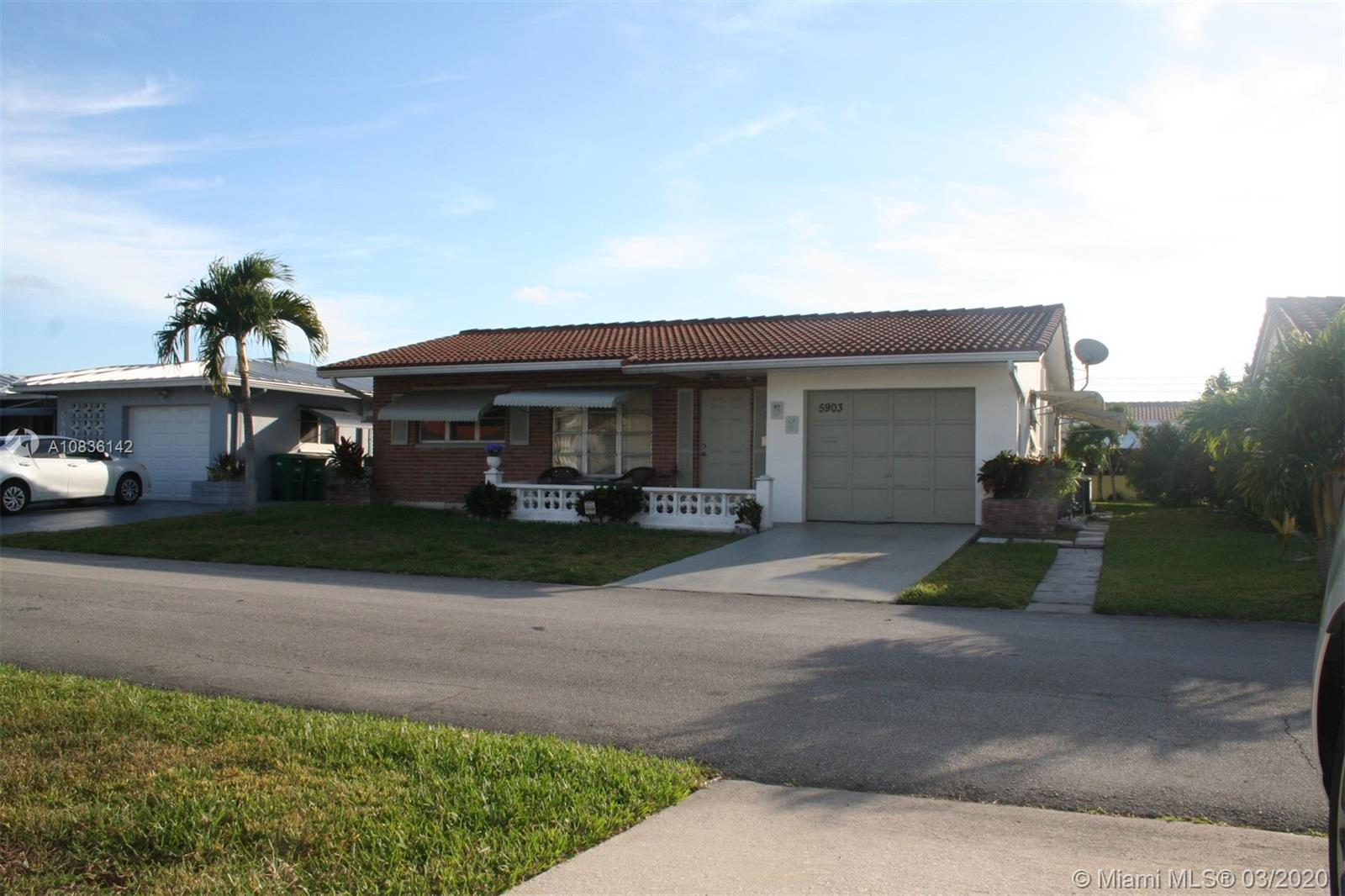 5903 NW 68th Ter  For Sale A10836142, FL