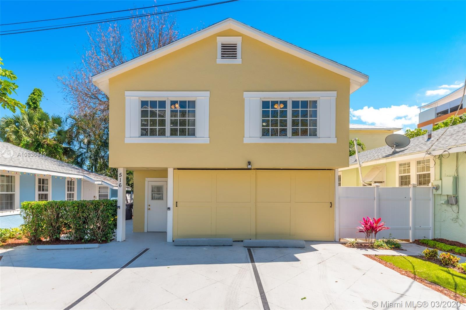 520  M st #. For Sale A10836849, FL