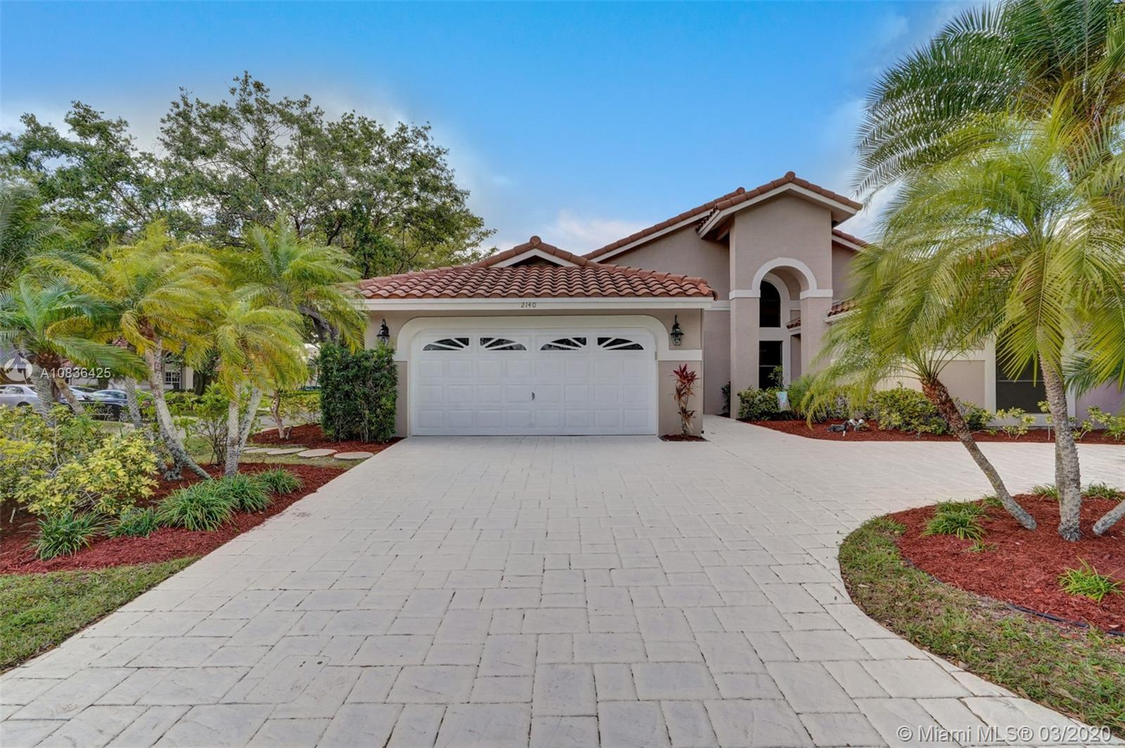 2140 Oakland Hills Way, Coral Springs, FL 33071