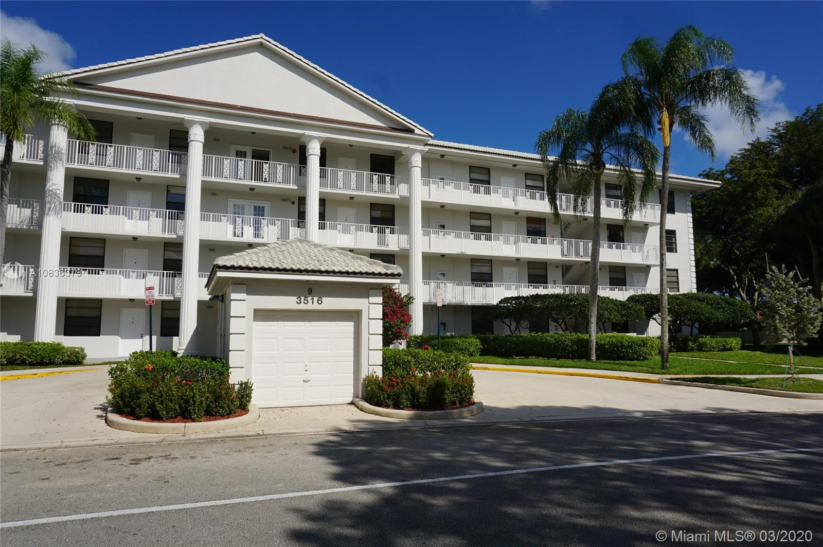 3516  Whitehall Dr #306 For Sale A10836379, FL