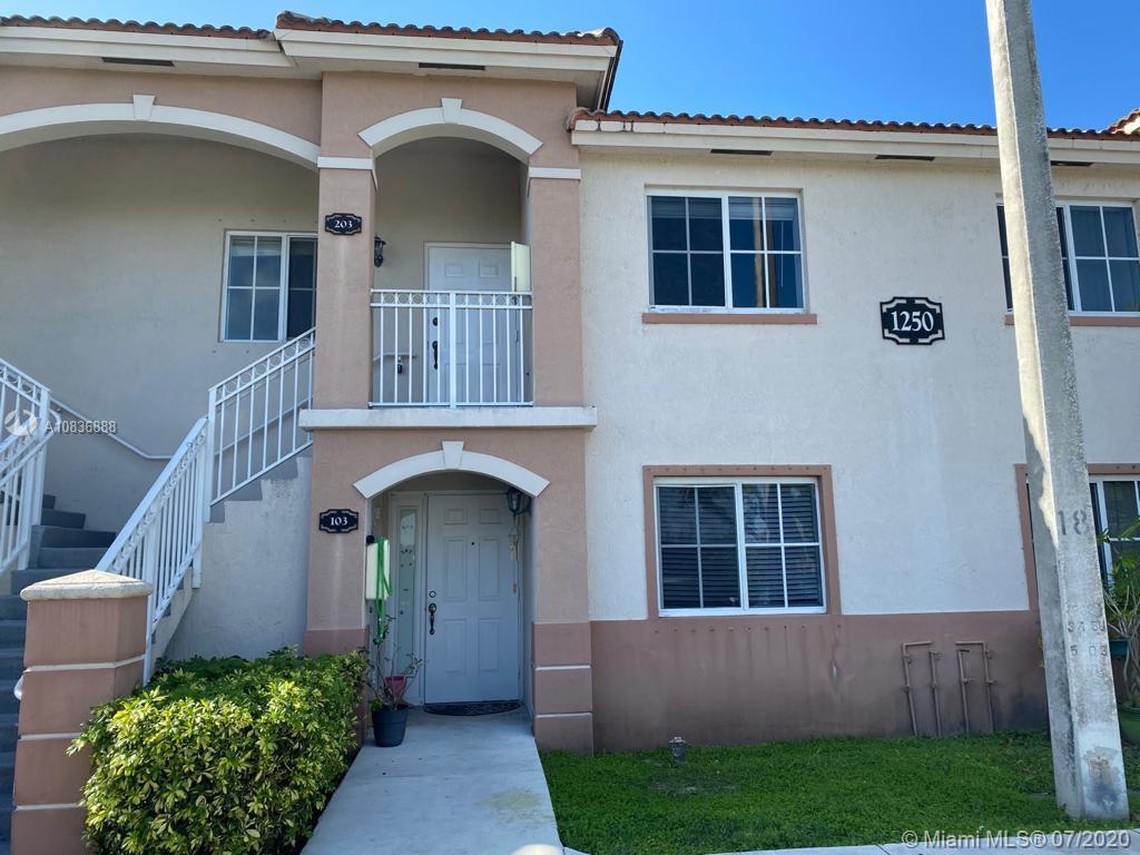 1250 SE 26th St #203 For Sale A10836888, FL