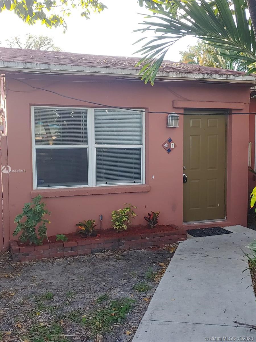1229  Miami Rd #1 For Sale A10836915, FL