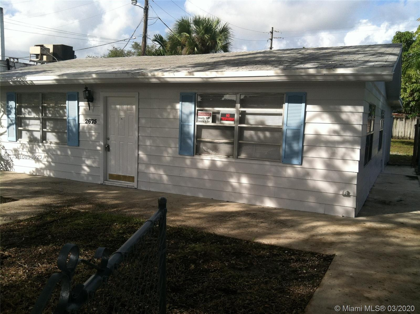 2675  13th St  For Sale A10836923, FL