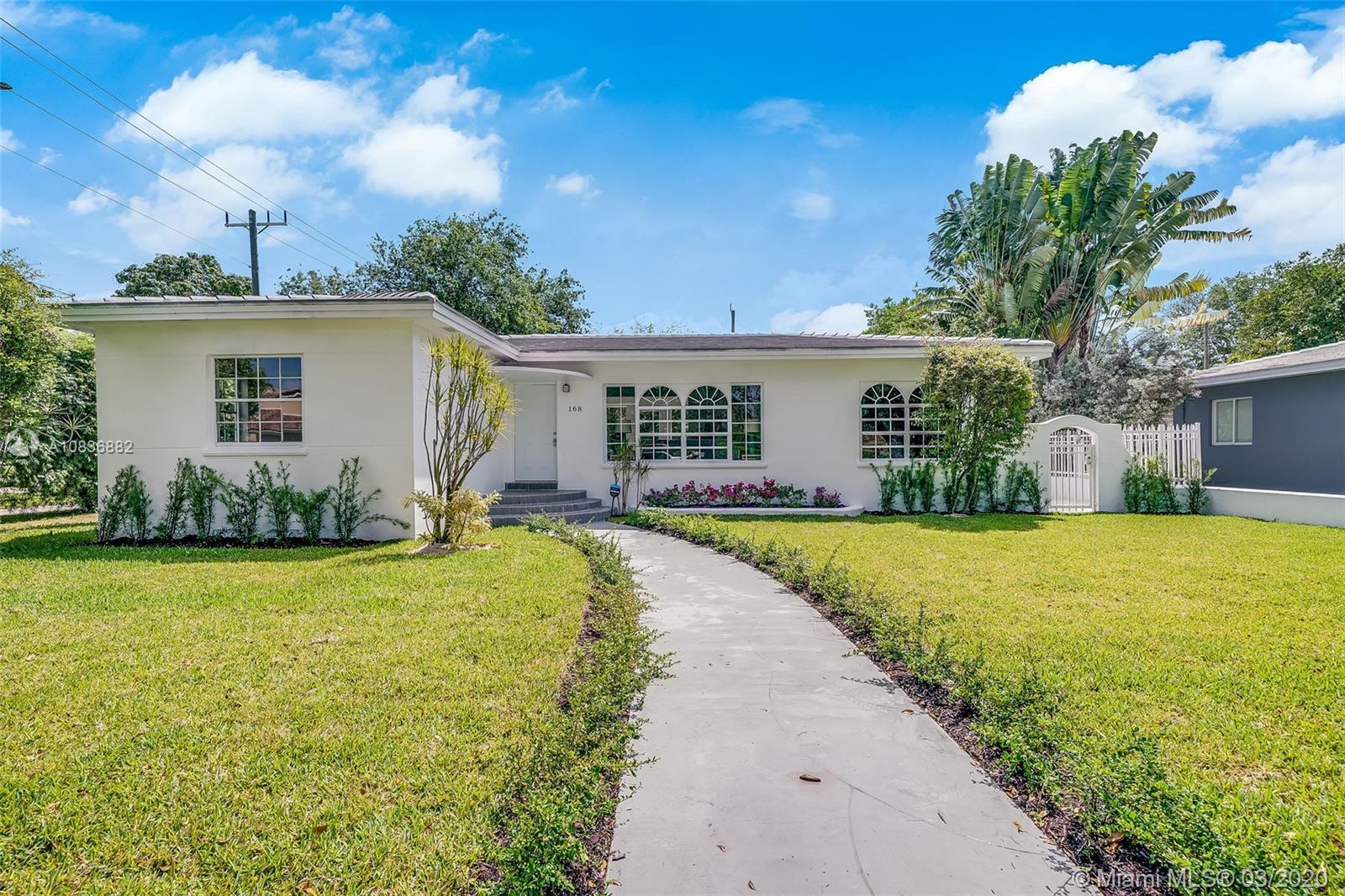 168 NE 91st St  For Sale A10836882, FL